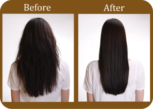 Brazilian Blowout By Raigens Hair Studio